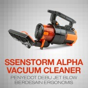 Ssenstorm Alpha Vacuum Cleaner