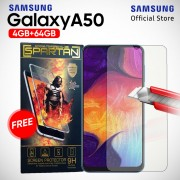 Samsung Galaxy A50 [4GB/64GB] Free Tempered Glass - Garansi Resmi