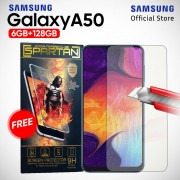Samsung Galaxy A50 [6GB/128GB] Free Tempered Glass - Garansi Resmi