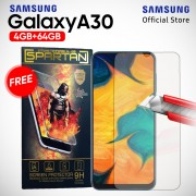 Samsung Galaxy A30 [4GB/64GB] Free Tempered Glass - Garansi Resmi