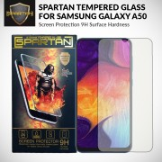 Spartan Tempered Glass For Samsung Galaxy A50 - Original
