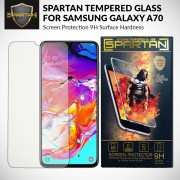 Spartan Tempered Glass For Samsung Galaxy A70 - Original