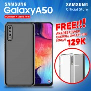 Samsung Galaxy A50 [6/128GB] Free Samsung Araree A Cover - Garansi Res