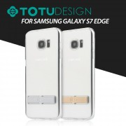 Totu Tpu & Metal Holder Samsung S7 Edge - Original