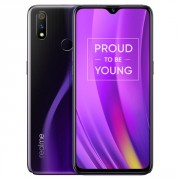 Realme 3 Pro [4/64GB] Lighting Purple [Garansi RESMI]