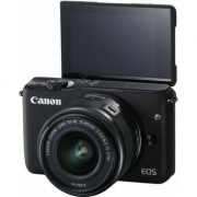 Canon EOS M10 Kit 15-45mm and 22mm