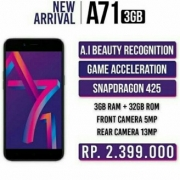 OPPO A71 gold 3/32GB