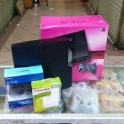 Ps3 slim cfw+hardis 500gb