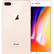 New iphone 8+ 64GB Gold internasional