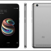 new xiaomi redmi5A 2/16GB grey GRS RESMI TAM