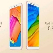 Xiaomi Redmi 5 plus Ram 4 GB