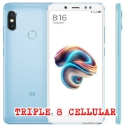XIAOMI NOTE 5 PRO 6/64 BLUE (LIMMITED)