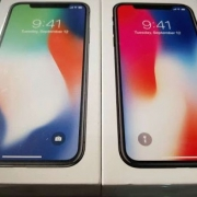 Iphone X 256 Inter Silver Promo