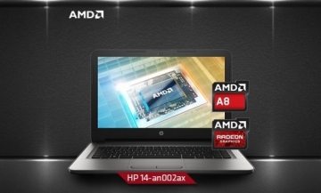 LAPTOP hp 14-AN002AX AMDA8