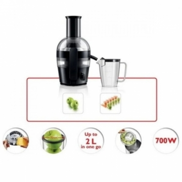 PHILIPS Viva Collection Juicer - HR1855