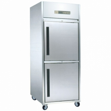 M-RW8U1HH STAINLESS STEEL REFRIGERANT CABINET ATAU UPRIGHT CHILLER ATAU CHILLER CABINET -GEA-