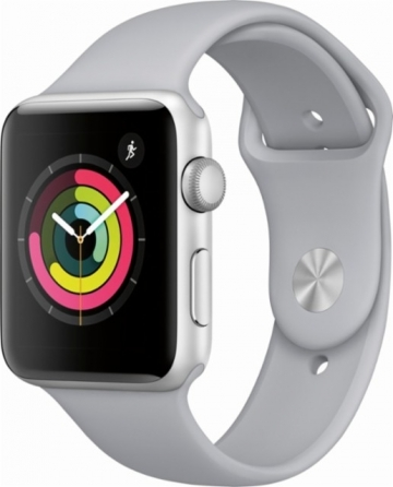 Apple Watch Series 3 Sport Aluminium 42mm GPS ONLY - Kredit Tanpa CC dan Tanpa DP
