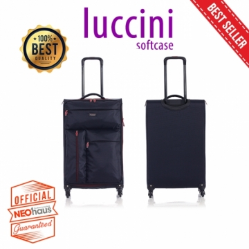 Softcase Luccini Koper Softcase -  Navy