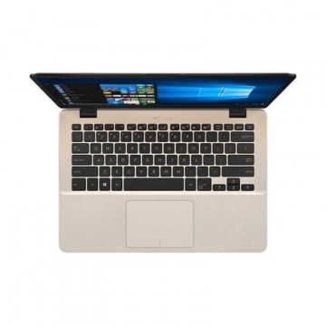 ASUS A407UA-BV320T Notebook - Icicle Gold [i3-7020U/ 4GB/ 1TB/ No ODD/