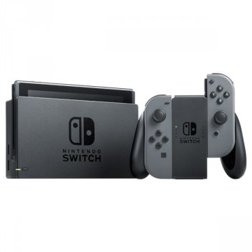 Nintendo Switch Game Console - Grey