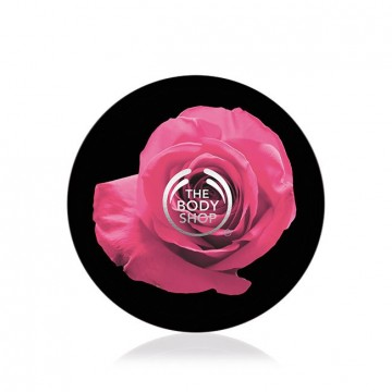 THE BODY SHOP BRITISH ROSE BODY BUTTER 200ML ORIGINAL