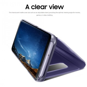 Samsung Clear View Stand Cover Galaxy S8 - Original