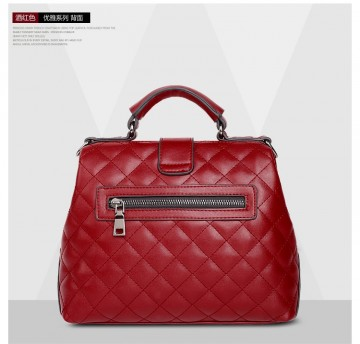 New Plaid Classic Fine Rhombic Bag