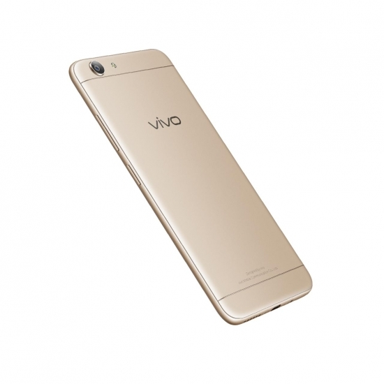 ... VIVO Y53 - Gold - RAM 2GB